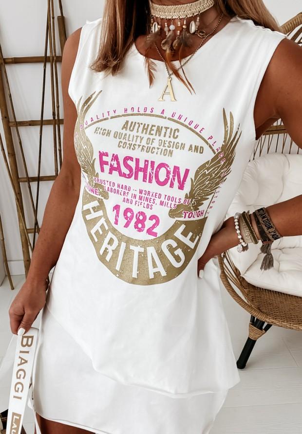 Sukienka Heritage Ecru