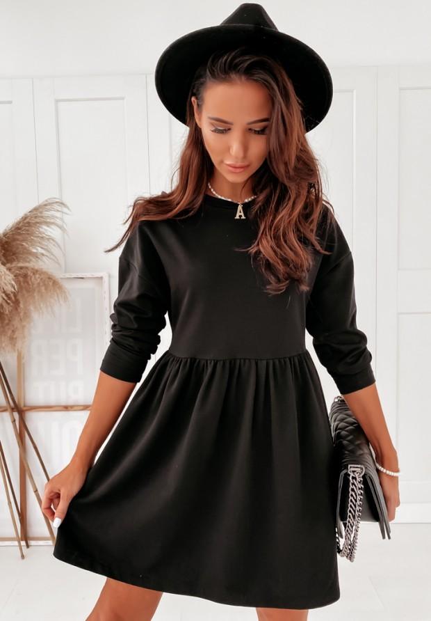 Šaty Fergie Black