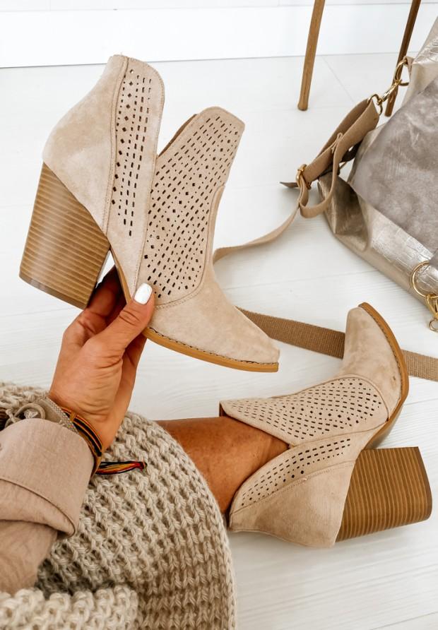 Topánky Loyd Beige