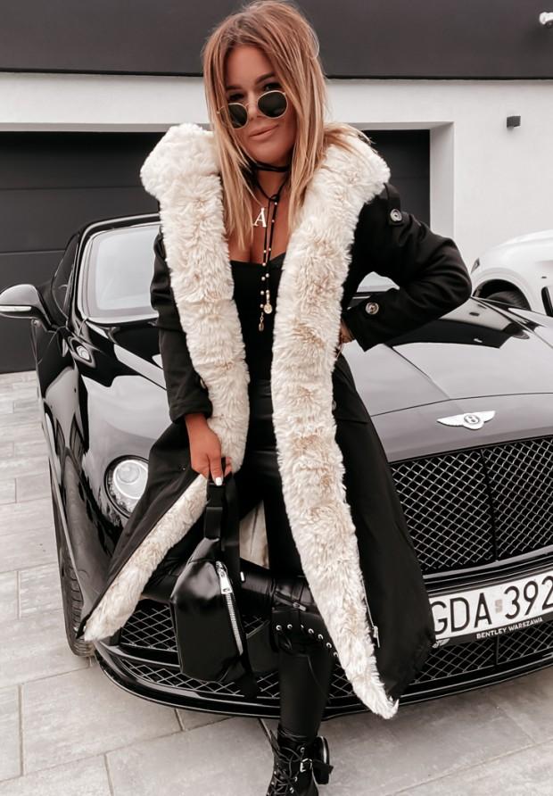 Bunda Brittany Black&White