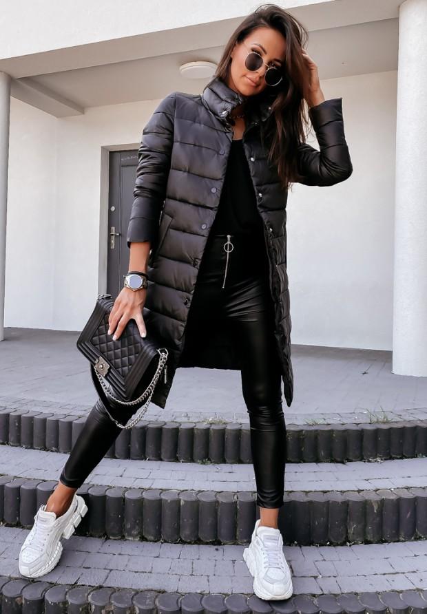 Kabát Hunter Black