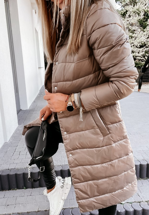 Kabát Hunter Mokka