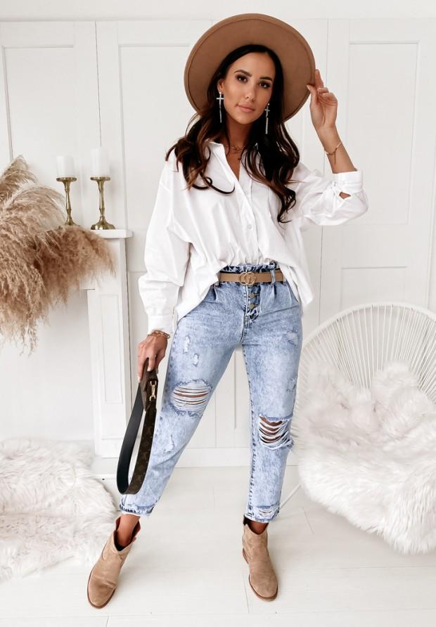 Nohavice Malte Jeans