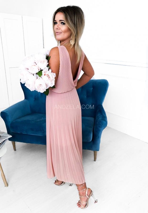Sukienka Plisa Dalmatia