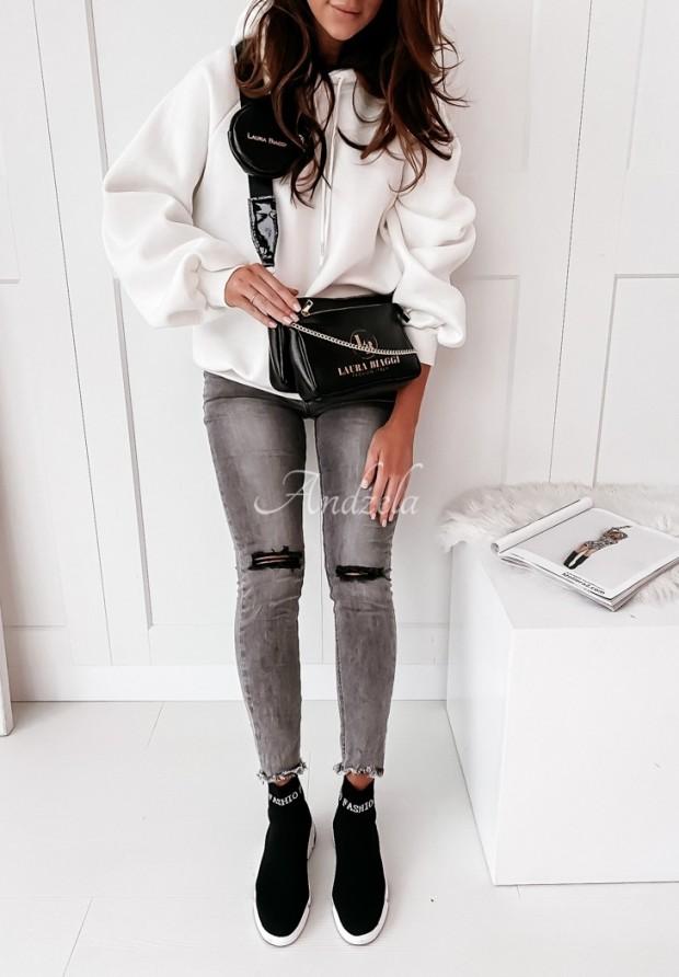 Nohavice Camaria Jeans Grey