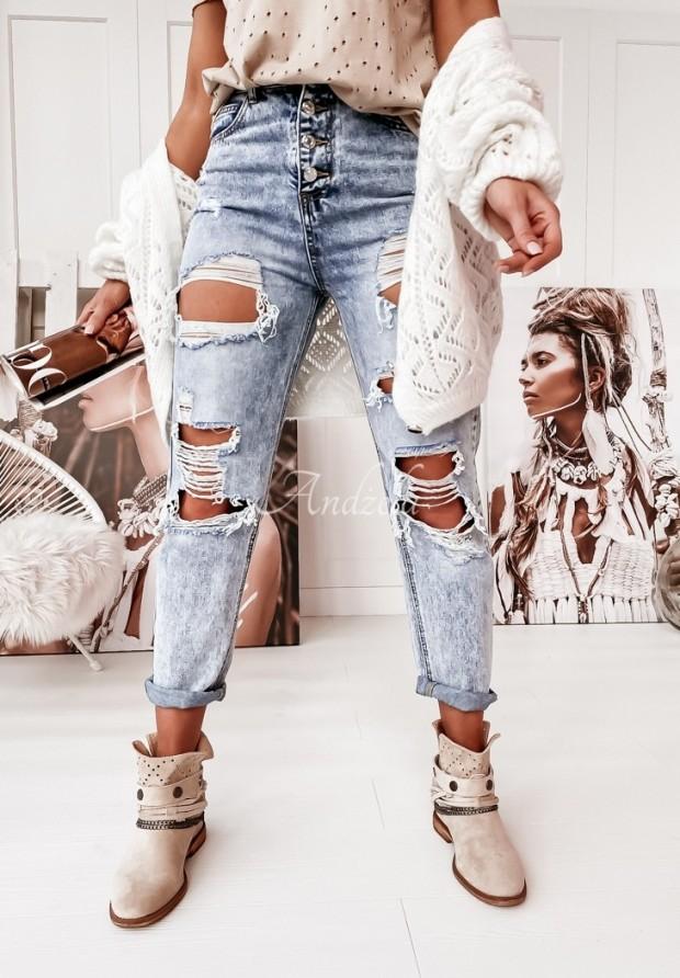 Nohavice Jeans Miss