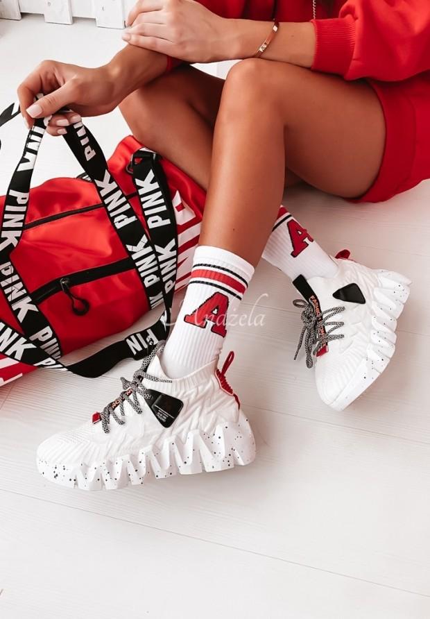 Ponožky Athletic White
