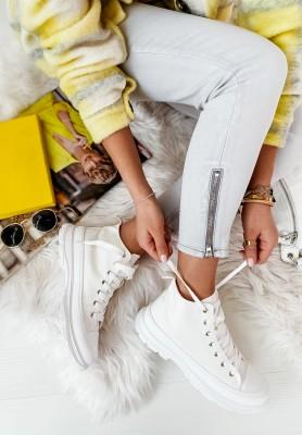 Tenisky Trendy White