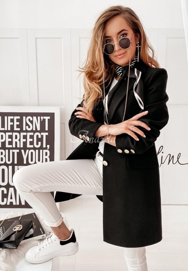 Kabát Gomez Black