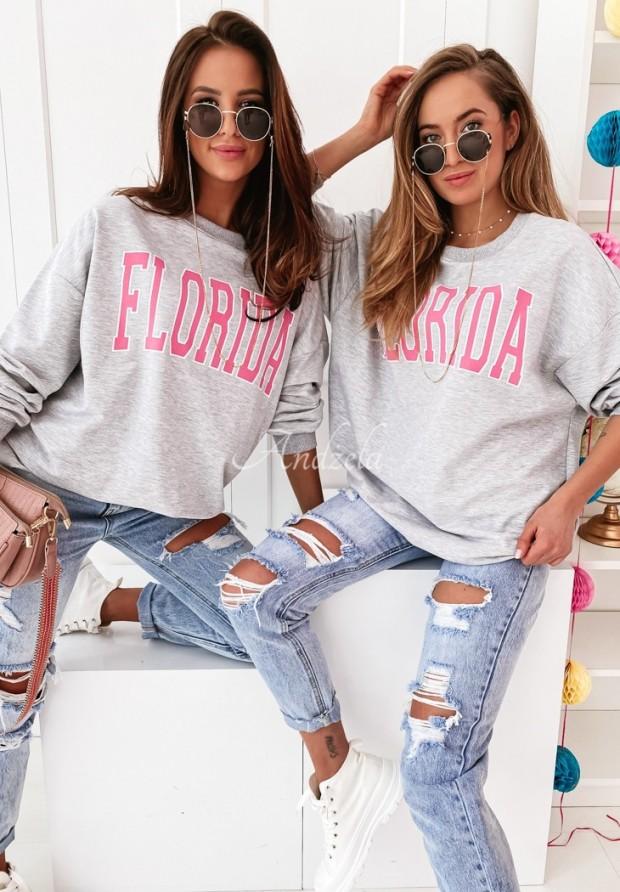 Mikina Florida Grey