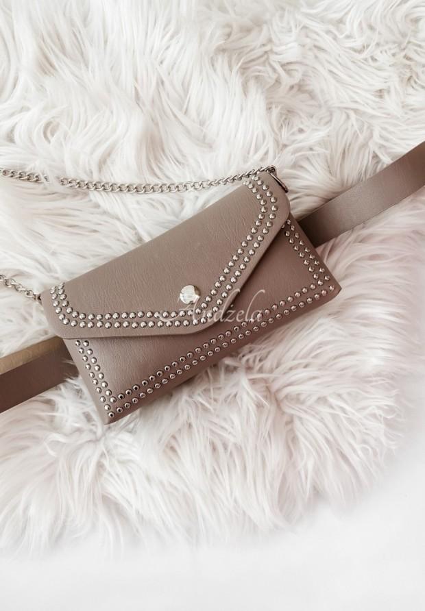 Ľadvinka Glamour Mokka&Silver
