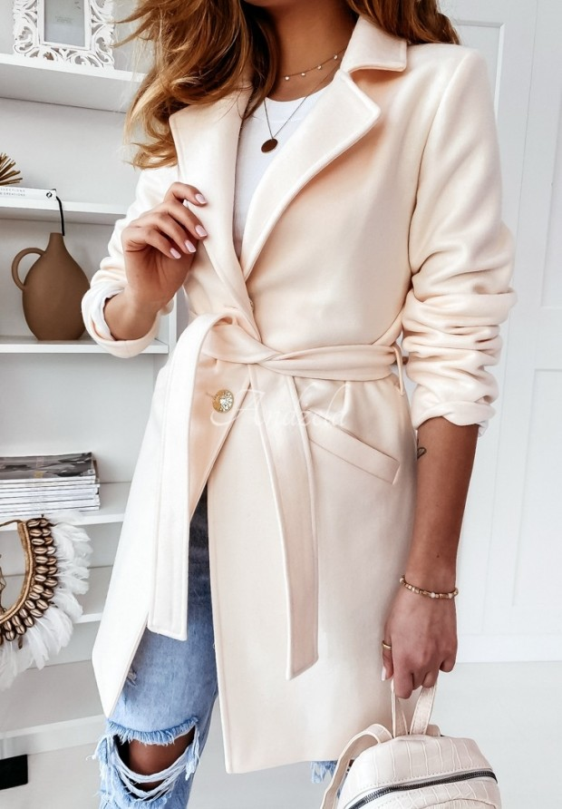 Kabát Aspro Vanilla