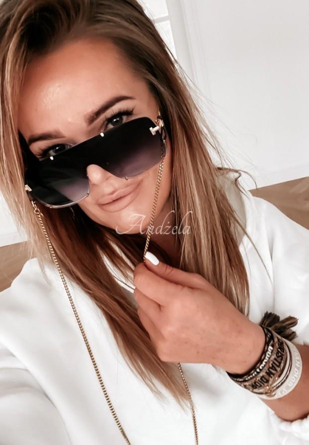 Okuliare Luxury Black
