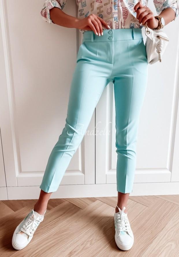 Nohavice Cygaretki Premium Blue