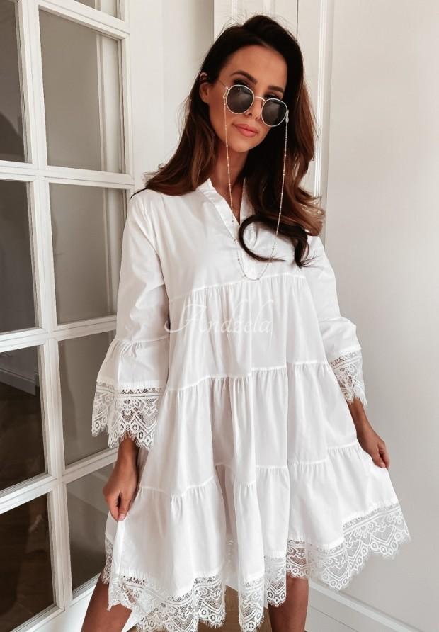 Šaty Leta White