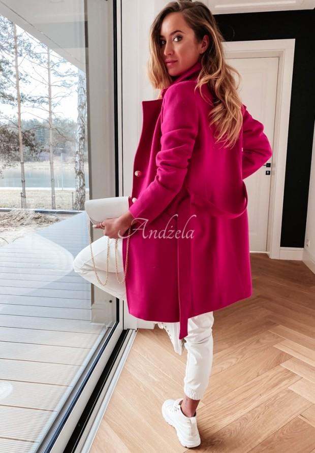 Kabát Aspro Fuchsia