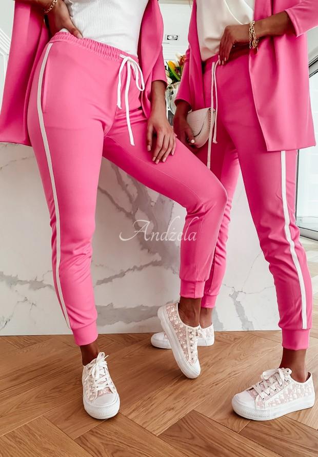 Nohavice Sporty Pink