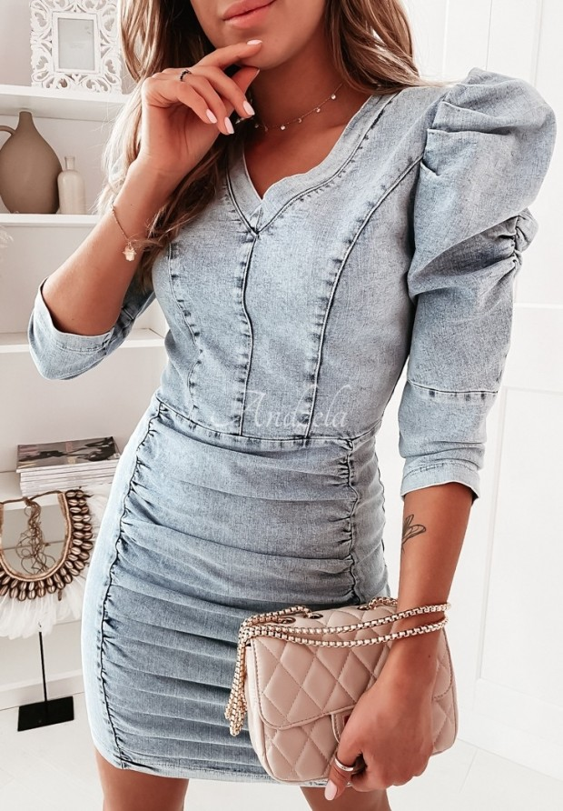Šaty Jeans Katya