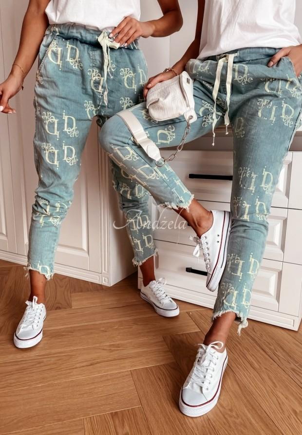 Nohavice Jeans Deare