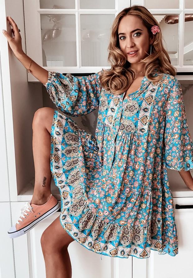 Šaty Limana Blue