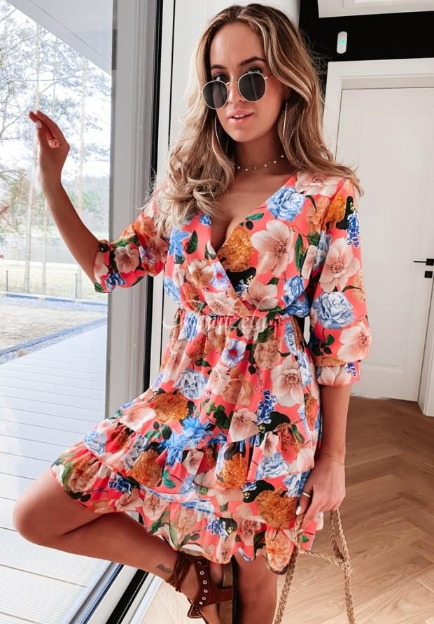 Šaty Nejra Peach