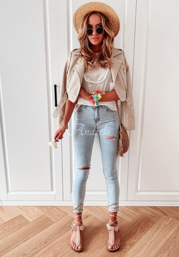 Nohavice Jeans Porta