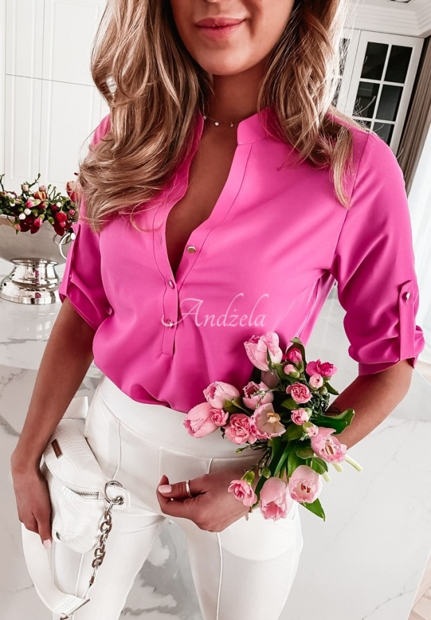 Košeľa La Blanche Fuchsia