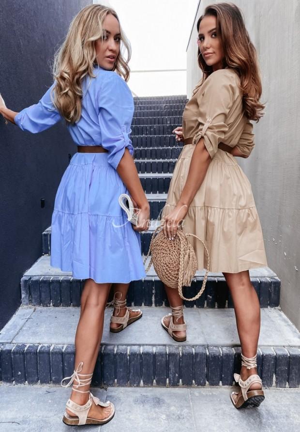 Šaty Parete Blue