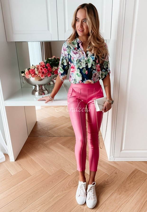 Nohavice Belemi Pink