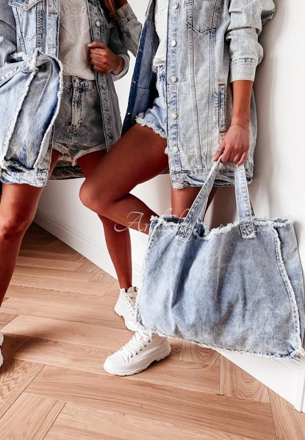 Torba Jeans Ohio Blue