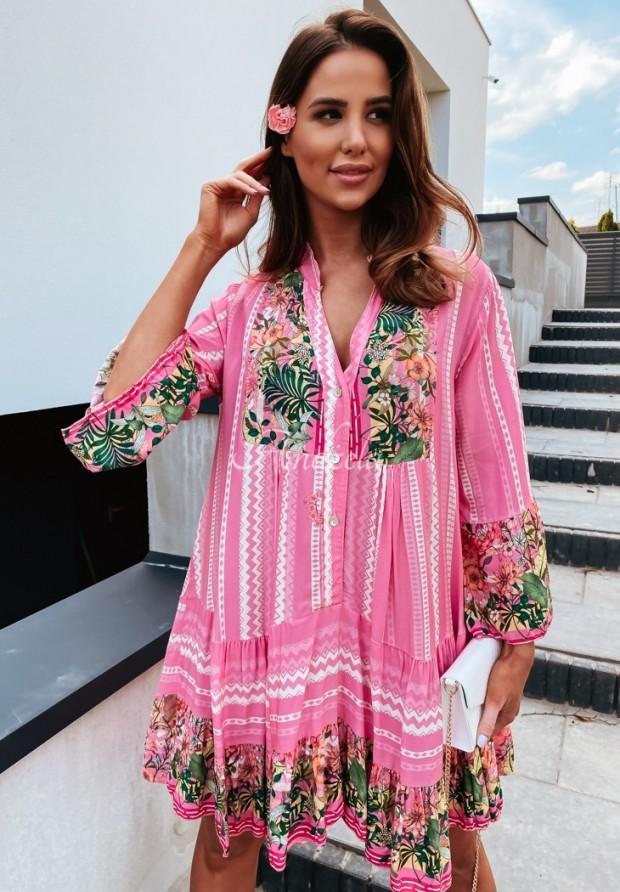 Šaty Archia Pink