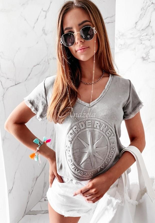 Tričko Norde Grey