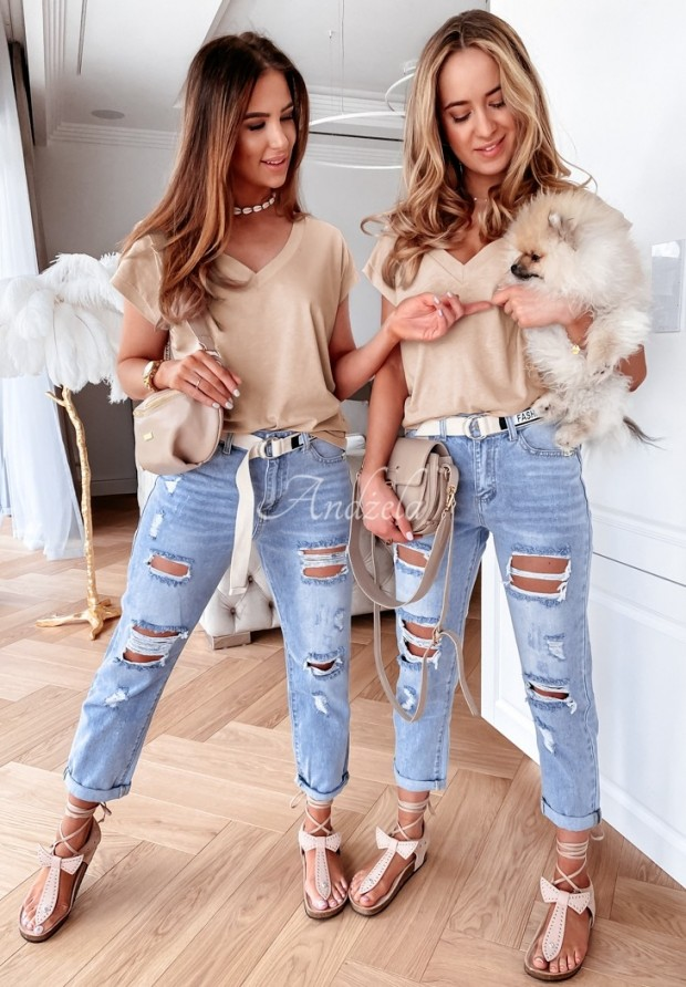 Nohavice Jeans Lutheria