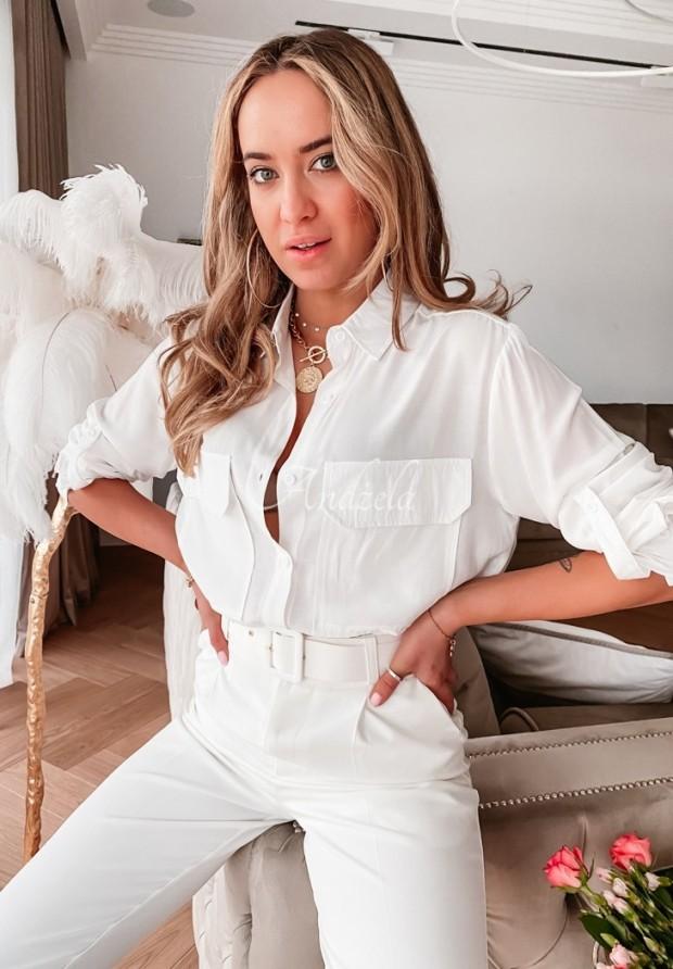 Košeľa Esencion White