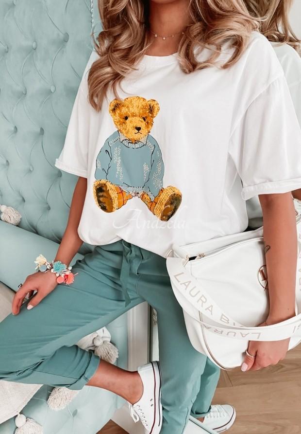 Tričko Cool Teddy White