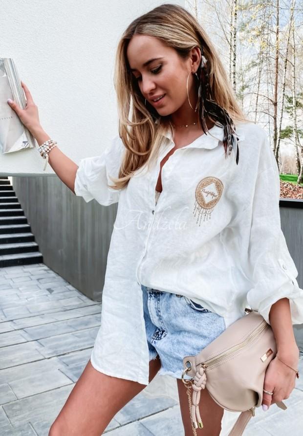 Košeľa Tunika Magnifique White