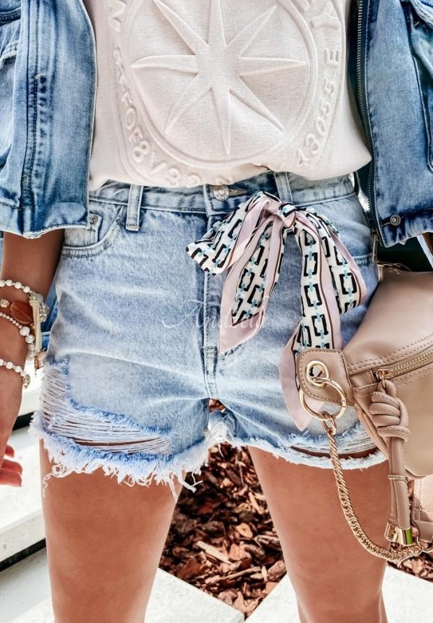 Kraťasy  Jeans Canna
