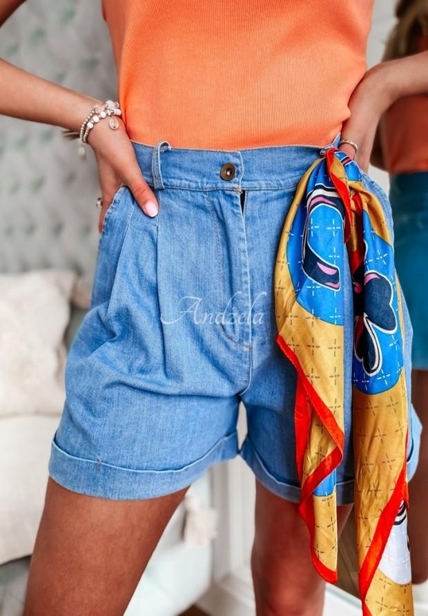 Kraťasy Jeans Cania