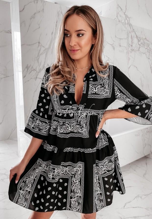 Šaty Lacaille Black