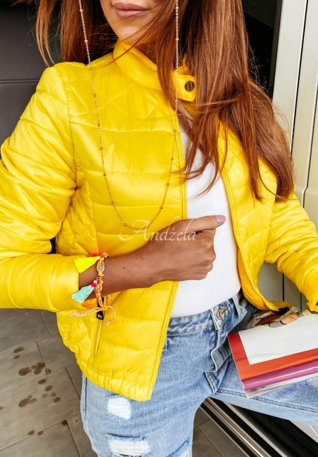 Bunda Bomberka Mensa Yellow