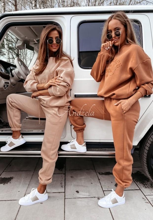 Nohavice Teplákové Miami Camel