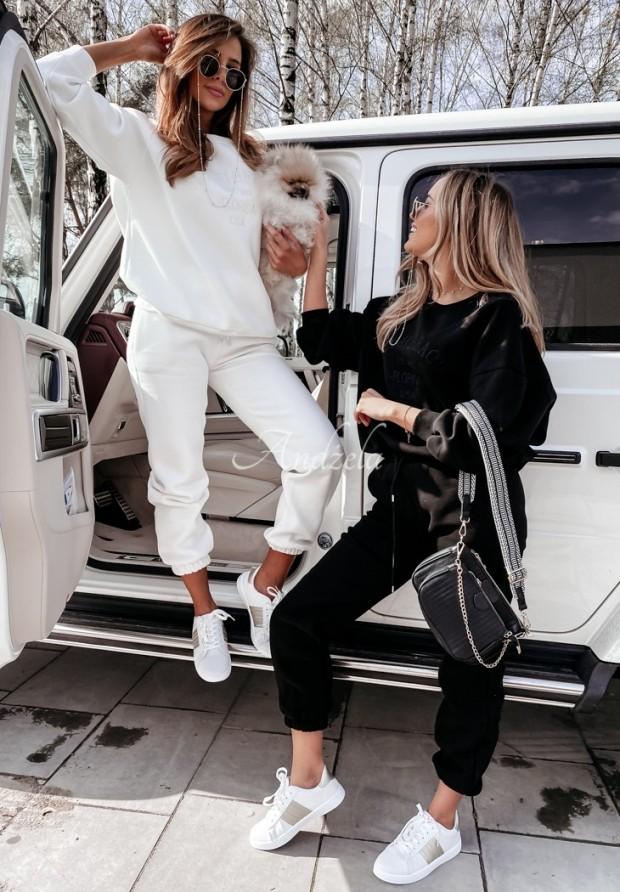 Nohavice Teplákové Miami Black
