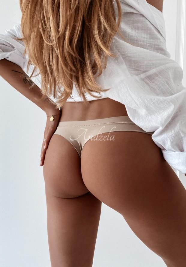 Nohavičky Pure Beige