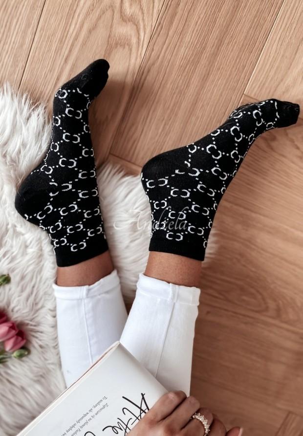 Ponožky Grande Black
