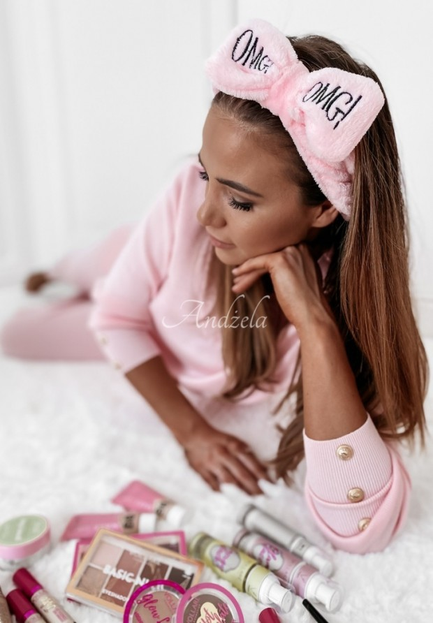 Čelenka OMG Pink