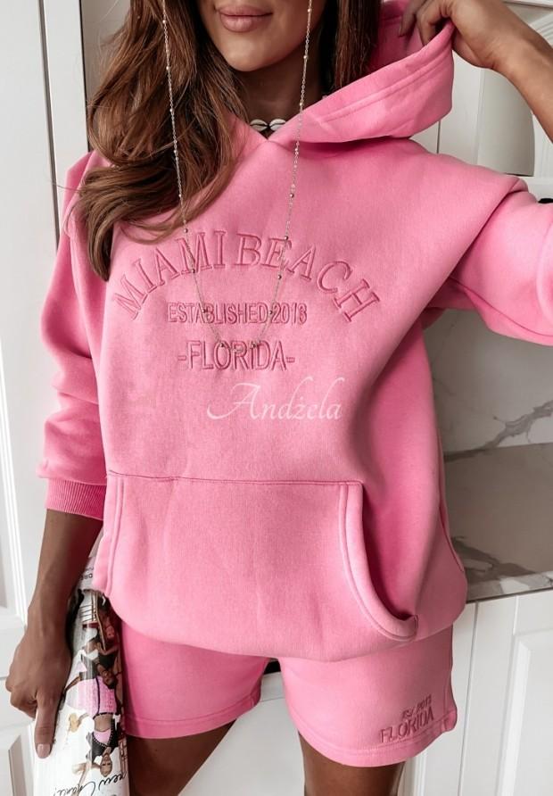 Mikina Florida Beach Pink