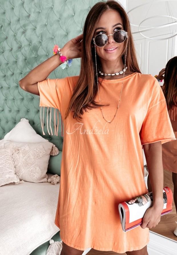Šaty Tunika Soler Orange