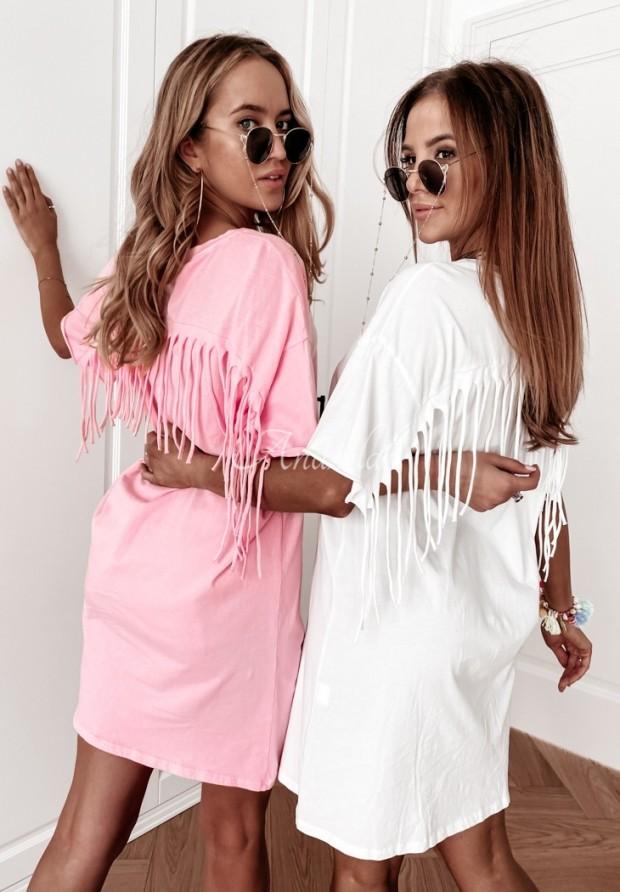 Šaty Tunika Soler Pink