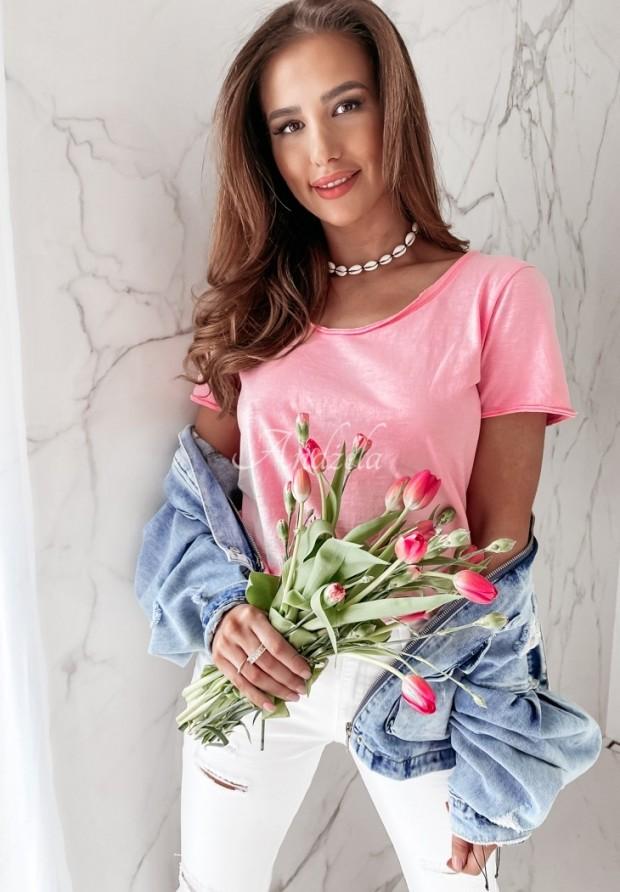 Tričko Tees Pink