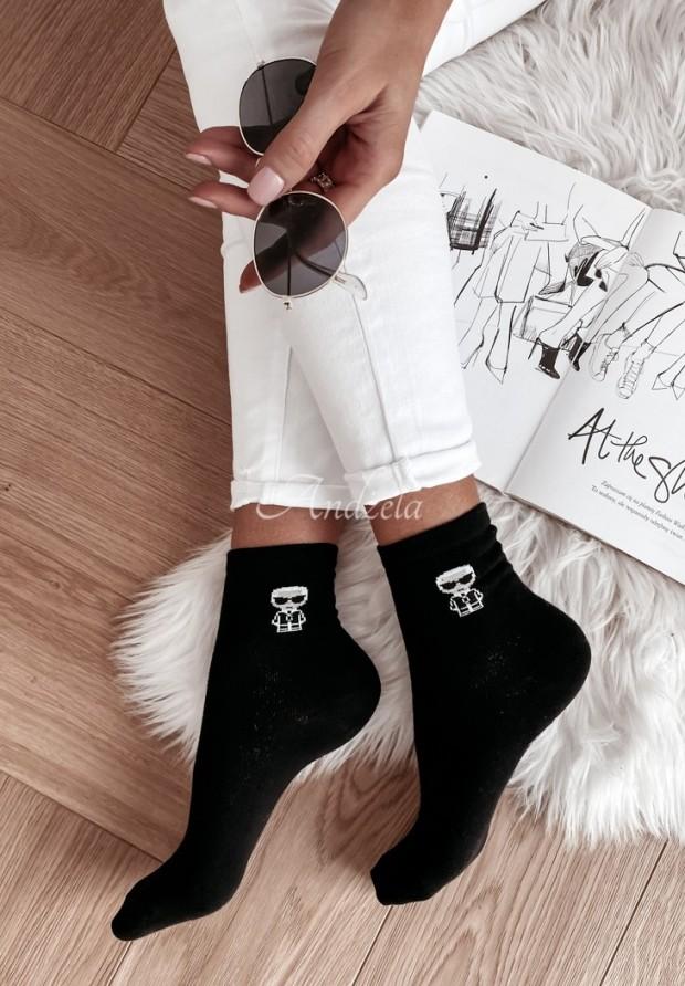 Ponožky Carla Black